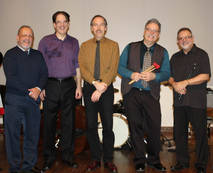Lehman Jazz Faculty