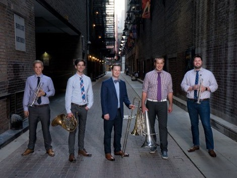 Gaudete Brass Ensemble