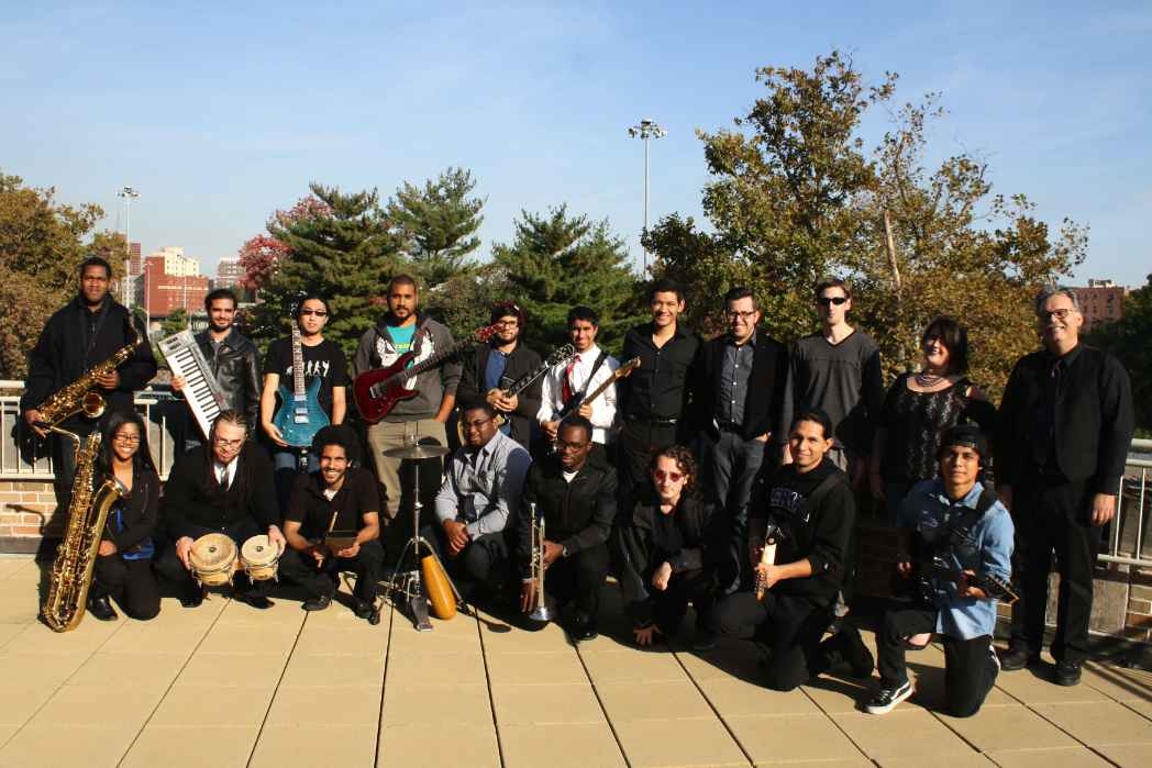 Lehman College Jazz Band