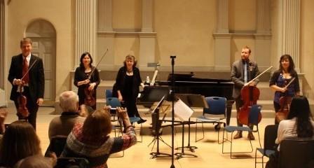 Lehman Chamber Players Performance