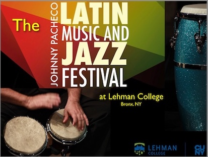 Johnny Pacheco Latin Music and Jazz Festival