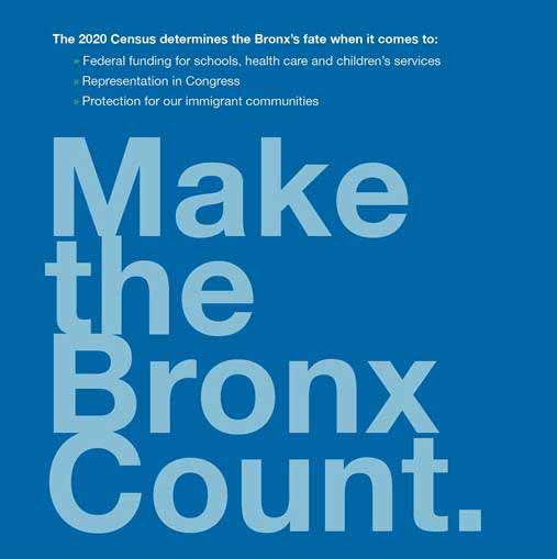 Make the Bronx Count