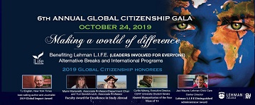 6th Annual Global Citizenship Gala