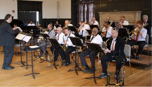 College & Community Jazz Band