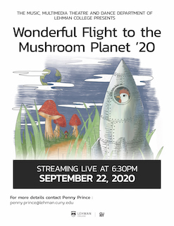 Wonderful Flight to the Mushroom Planet Lehman College