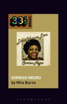 Image of Mila Burns Book Dona Ivone Lara's Sorriso Negro