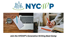 NYCWP's Generative Writing Boot Camp