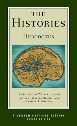Histories book cover