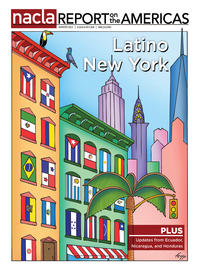Latino New  York cover