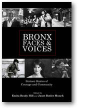 Bronx Faces and Voices cover