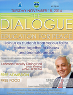 The Dialogue: Education for Peace at Lehman College