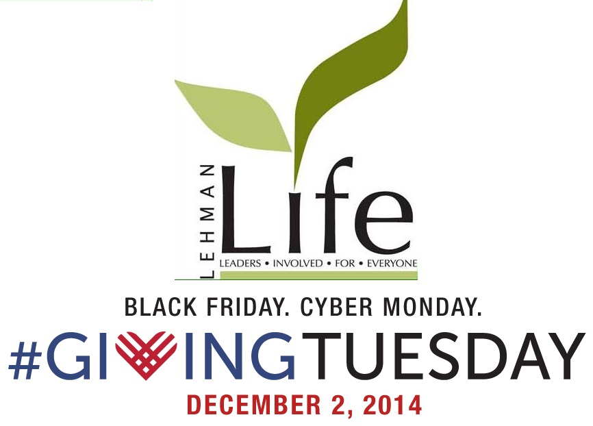 Lehman L.I.F.E. #GivingTuesday