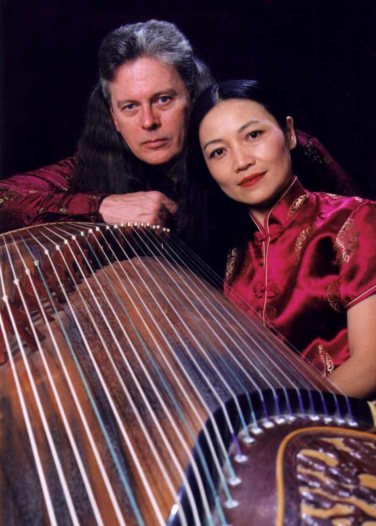Mr. Randy Raine-Reusch and Dr. Mei Han
